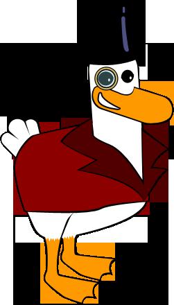 Jhonny, la mascotte du Marquisat