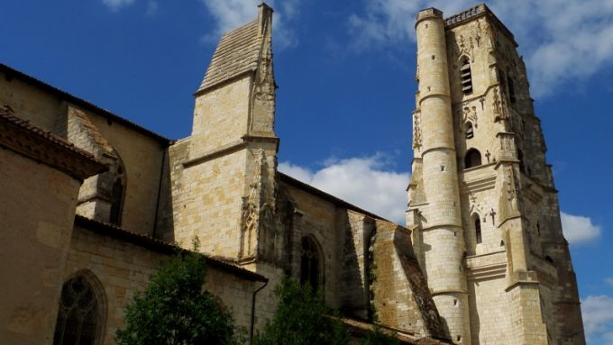 Magnifique ! la cathédrale de LECTOURE